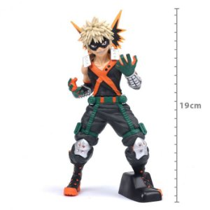 Action Figure: MY HERO ACADEMIA - KATSUKI BAKUGO(KAZINHO)