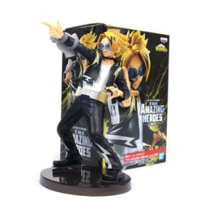 Action Figure: MY HERO ACADEMIA - DENKI KAMINARI (CHARGEZUMA) - THE AMAZING HEROES