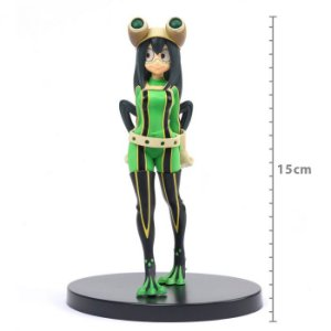 Action Figure: FIGURE MY HERO ACADEMIA - TSUYU ASUI (FROPPY) - AGE OF HEROES