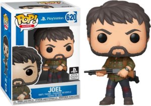 Funko Pop Games: Playstation - Joel #620