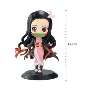 ACTION FIGURE: DEMON SLAYER/KIMETSU NO YAIBA - NEZUKO KAMADO - Q POSKET