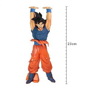 ACTION FIGURE: DRAGON BALL SUPER - GOKU (GENKI DAMA) - GIVE ME ENERGY SPIRIT BALL SPECIAL