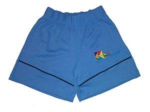 Escola Modulus - Shorts Helanca Unissex - Ref. 185