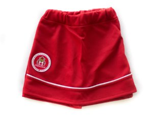Maple Bear Infantil - Shorts Saia Helanca - Ref.115