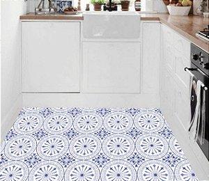 Adesivo piso estilo português
