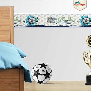 Faixa de parede Futebol Gol