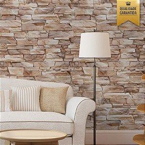 Papel de parede pedra canjiquinha grande