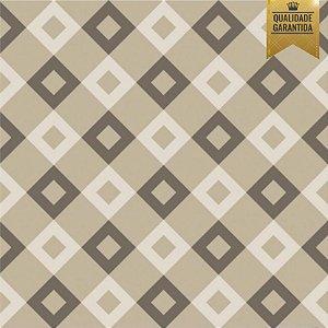 Papel de parede geométrico xadrez