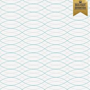 Papel de parede geométrico linhas