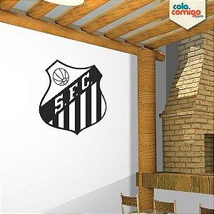 Adesivo Escudo Santos Futebol Clube