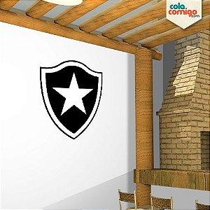 Adesivo escudo Botafogo