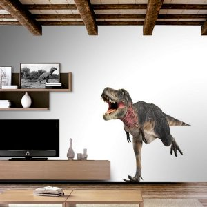 Adesivo de Parede Tiranossauro Rex