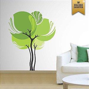Adesivo de Parede Árvore Estilo