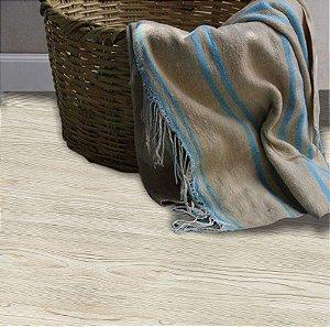 Adesivo piso madeira clara