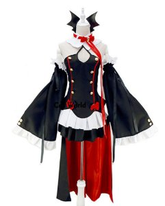 COSPLAY OWARI NO SERAPH THE EBD KRUL TEPES