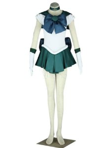 COSPLAY SAILOR NETUNO SAILOR MOON
