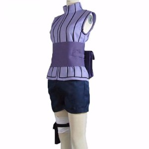 COSPLAY HINATA HYUUGA THE LAST  NARUTO MOVIE