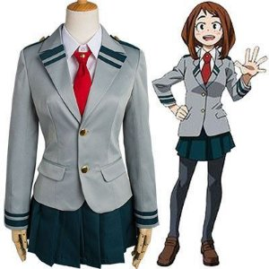 COSPLAY UNIFORME COLEGIAL  BOKU NO HERO ACADEMIA