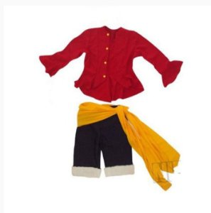 COSPLAY MONKEY D. LUFFY ONE PIECE