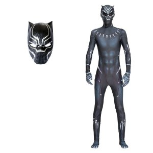 COSPLAY BLACK PANTHER (ADULTO)