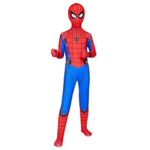 COSPLAY SPIDERMAN HOMEM ARANHA SPIDER MAN HOMECOMING (2017) TOM HOLLAND INFANTIL