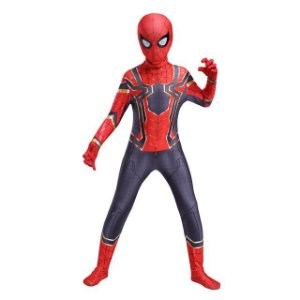 COSPLAY SPIDERMAN HOMEM ARANHA SPIDER MAN AVENGERS ENDGAME (2019) TOM HOLLAND INFANTIL
