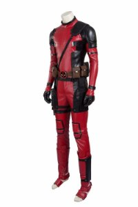 COSPLAY DEADPOOL (2018) + FACESHELL