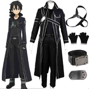 COSPLAY KIRITO SWORD ART ONLINE
