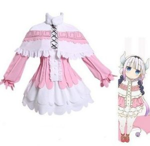 COSPLAY KANNA KOBAYASHI-SAN MAID MISS DRAGON