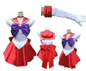 COSPLAY SAILOR MARTE
