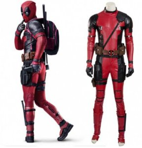 COSPLAY DEADPOOL