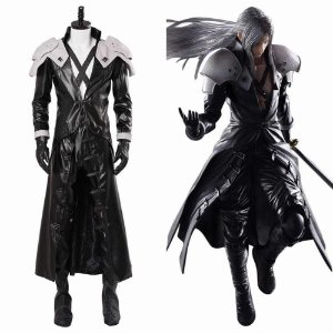 COSPLAY SEPHIROTH FINAL FANTASY VII