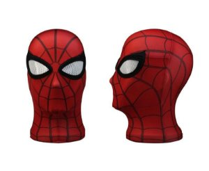 MASCARA COSPLAY SPIDERMAN ADULTO + FACESHELL (PREMIUM)