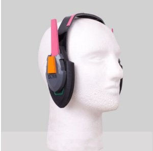 HEADSET D.VA OVERWATCH