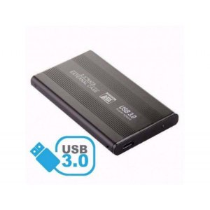 Case Gaveta Hd Externo Sata 2.5 Usb Notebook Ssd Pc Usb 3.0