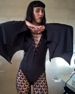 Body Lady Bat