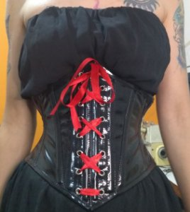 Corselet Waspie Amy