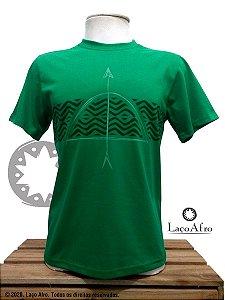 Camiseta de Oxóssi - Arco e Flecha