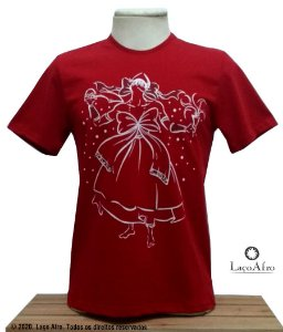 Camiseta Iansã da Laço Afro