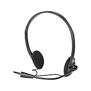 Headset Exbom Com Microfone Hf-10mv