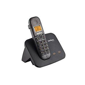 Telefone Sem Fio 2 Linhas Intelbras Ts 5150 Dect 6.0 Digital