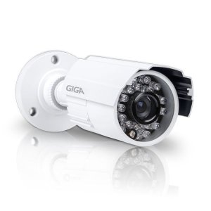Camera Infra Giga Security GSHD20LTB Lente 3,6mm 20mts