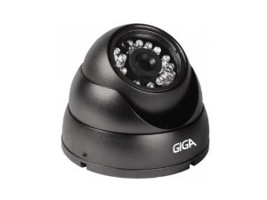 Camera Hd Giga Ahd Cbo Gshd30d Dome 30mt Lente 3,6mm