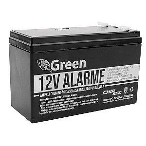 Bateria Recarregavel Selada Green 12v 7 Ah