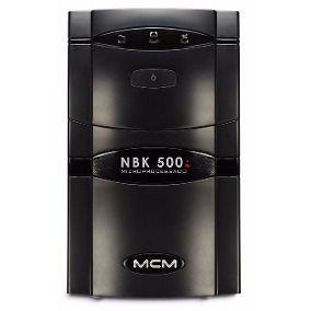 Nobreak MCM Bivolt Para Bateria Externa Bivolt Nbk 500i 2.1