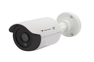 Câmera TecVoz HD QCB 136P Híbrida - 15 Metros HDTVI | AHD | HDCVI | ANALÓGICA