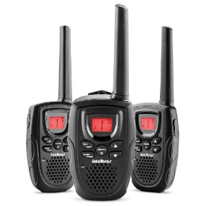 Rádio Comunicação Intelbras RC5003 Trio