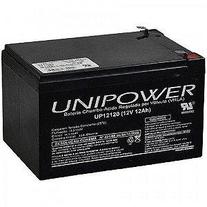 Bateria Recarregavel Unipower Selada 12v 12Ah