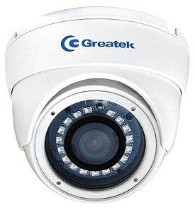 Câmera Hdcvi Greatek SDME22810c 20 Metros Externa Metal 720p 1 Megapixel