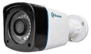 Câmera Hdcvi Alta Definição Greatek 20 Metros 720p Externa